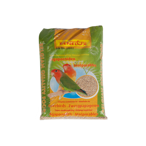 MIXTURE FOR LOVEBIRDS 25 KG