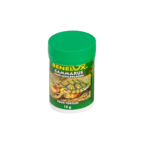 GAMMARUS TURTLE FOOD 135 CC