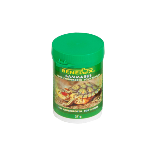 GAMMARUS TURTLE FOOD 265 CC