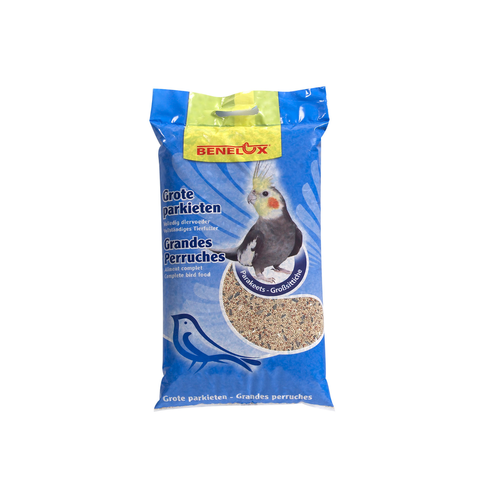 MIXTURE FOR PARAKEETS SUPERIOR 5 KG