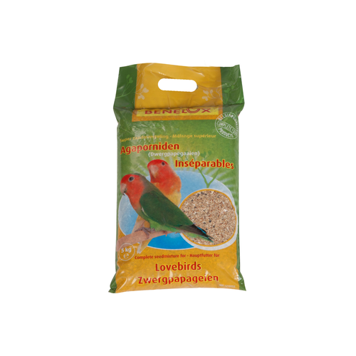 MIXTURE FOR LOVEBIRDS 5 KG